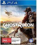PS4 Ghost Recon Wildlands @ Target $34