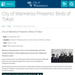 [WA Only] Birds of Tokyo Free Gig (Wanneroo Show Ground); Tickets Required