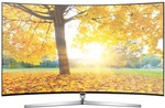 "Samsung UA55MU9000 55"" Curved UHD LED SMART TV $1795 + Bonus $100 HN Gift Card @ Harvey Norman"