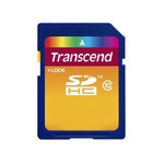 Transcend 8GB SD Card (SDHC) - Class 10 Approx $19 Delivered at MyMemory.co.uk