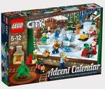 LEGO City Town Advent Calendar 60155 - $37.24 (Was $49) @ Target eBay