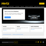 Hertz President Circle (Highest Status) for 1 Year Free