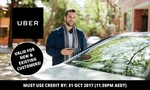 $5 for $10 Uber Credit for Existing Customers @ Groupon