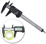 DANIU 6inch 150mm Electronic Digital Vernier Caliper US $3.10 (~AU $4.16) Delivered @ Banggood