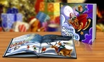 From $2.99 for a Personalised Children's Christmas Story Book in Soft or Hard Cover @ Groupon
