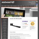 Yamaha YSP-2700 Soundbar with Wireless Subwoofer $999 (RRP $1499) + Freight or Pickup @ Eastwood Hifi Sydney