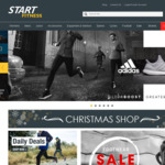 Get an Extra 10% off Everything @ Start Fitness