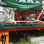 Medium image of  tas  double hammock with stand  49 89   bunnings warehouse