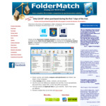[FREE] FolderMatch for Windows (Usually $36)