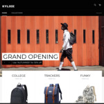 30% off @ Kyliee All-Style Backpacks