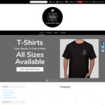 10% off Apparel & Merchandise Store-Wide @ Stars Uncovered