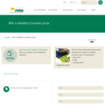 Win 1 of 30 Healthy Meals Packs Worth $296.99 Each from Meat & Livestock Australia