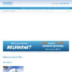 [VIC] 15% Discount @ Mantra Hotels Melbourne