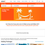 Jetstar Return Flights to NZ (AKL/CHC/WLG) from MEL/SYD from $173 and $213