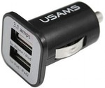 Car Charger with Dual USB Ports 3.1A Fast Charging US $0.87 (AU $1.17) Shipped @ Zapals