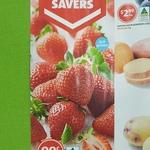 Australian Strawberries 250g $0.99 | 30 Pack Purified Water 600ml $5.99 @ ALDI