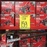 [NSW] Ozito Power X Change 18V Brushless Lawn Mower Kit $159 (was $229) @ Bunnings Artarmon
