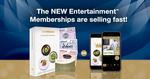 Entertainment Book / App - Starting $50 (e.g Geelong, Ballarart, Darwin, Canberra) to $55 (e.g Sydney, Melb, Adelaide)