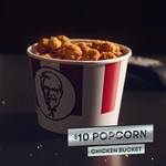 Bucket of Popcorn Chicken (80 Pieces) $10 @ KFC (Excludes Some QLD Stores)