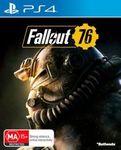 [PS4, XB1, PC] Fallout 76 (w/ B.E.T.A Access) $58.90 Delivered @ The Gamesmen eBay