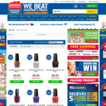 OPI Nail Enamel $5.00 (RRP $19.95) + $8.95 Delivery/Free Delivery Orders > $50 @ Chemist Warehouse Online Only