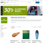 30% off Sleeping Bags (e.g Kathmandu InsuLITE Tropic $79.79) at Kathmandu eBay