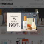Black Friday Sale on StyleKorean Discounts of up to 60% off Free Shipping for Orders over $70USD