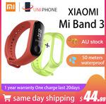 Xiaomi Mi Band 3 Sports Tracker $39.99 Plus a Free Wrist Band Delivered @ Uniphone.com.au