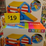 [VIC] Intex Inflatable Island with Slide $19 @ Target, Geelong