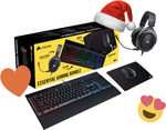 Win a Corsair Essential Gaming Bundle Worth $199 from Oasis