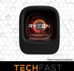 AMD Ryzen Threadripper 1950X $799.20 and 1920X $503.20 Delivered @ TechFast eBay