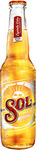 Sol Cerveza Beer 330ml Case (24 bottles) $34 @ First Choice Liquor
