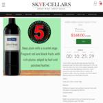 Cabernet Blend at $168/Dozen Delivered @ Skye Cellars