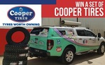 Win a Set of Cooper Tyres Worth $1,800 from Caravanning with Kids