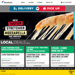 Free 1.25L Drink with Any Online Order (Minimum Spend $3) @ Domino's Pizza