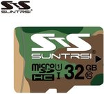 Suntrsi Micro SD Card Memory Card 32GB US $3.39/ AU $4.85 Delivered @ AliExpress