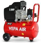 Vepa Air VADD15-24 24L 2HP Direct Drive Air Compressor - $129 Delivered @ Tools Warehouse