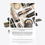 Win 1 of 20 Clean Beauty Makeup and Skincare Sets Worth $1000 from Mirenesse