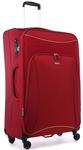 Antler Zeolite Large 80cm Softside Suitcase $99 Delivered (RRP $299) @ LuggageOnline