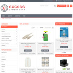 50% off Selected Camera Accessories + Free Shipping @ Excess Camera Gear