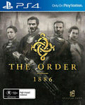 [PS4] The Order: 1886 $7.29 Shipped @ Repo Guys Australia