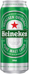 Heineken Cans 500ml (6 Pack) - $14.99 (WA/VIC) / Other States $15.99 @ Dan Murphy's