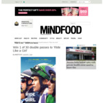 Win 1 of 30 Double Passes to 'Ride Like a Girl' Worth $40 from MiNDFOOD