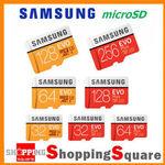 Samsung EVO Plus Micro SD Card 256GB $49.50 + Delivery ($0 with eBay Plus) @ Apus Express eBay
