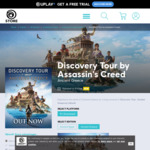 [PC] UPlay - Discovery Tour by Assassin's Creed: Ancient Greece - $7.49 (RRP: $29.95 AUD) - UPlay Store