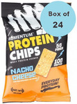 Momentum Protein Chips (EXP 16 Sep 19) 24 for $19.95 / 48 for $34.95 / 72 for $44.94 Delivered @ Amino Z