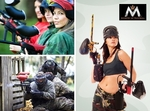 $1 VIP Paintball pass to Ministry of Paintball, unlimited purchases. Normally $45. [NATIONWIDE]