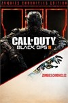 [XB1] Call of Duty Black Ops III - Zombies Chronicles Edition $39, Call of Duty Modern Warfare Remastered $29 @ Microsoft Store