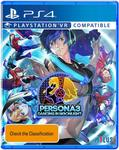[PS4] Persona 3: Dancing in Moonlight $19.29 + Delivery ($0 with Prime/ $39 Spend) @ Amazon AU