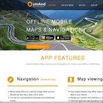 50% off Osmand Live (Maps & Navigation) $5.99/yr @ Osmand